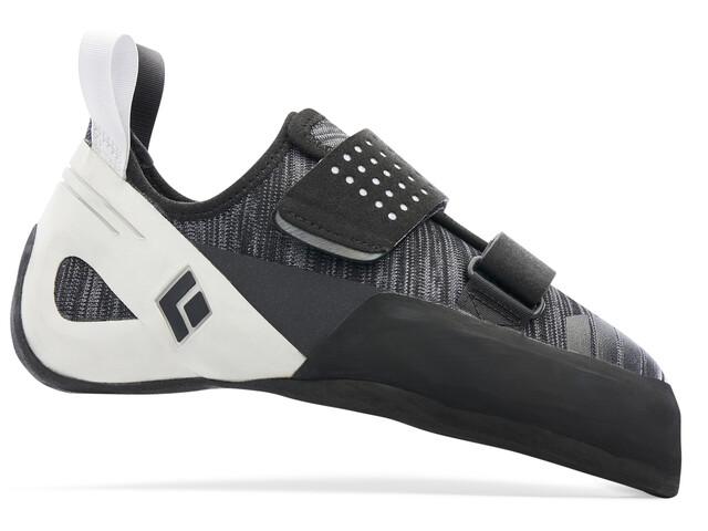 best sneakers cd279 2889d Black Diamond Zone Scarpe da arrampicata, aluminum